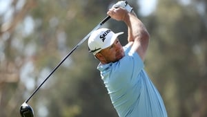 Graeme McDowell is four off the lead at the Honda Classic