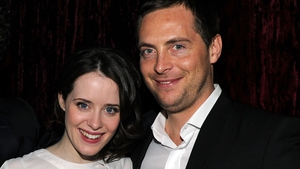 Claire Foy and Stephen Campbell Moore