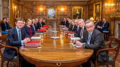 Surrender? Cabinet Agree to 'Voluntarily' Accept EU Rules After Brexit
