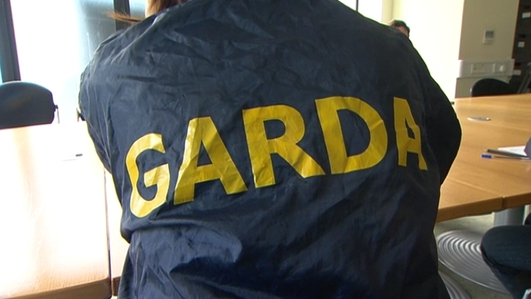 Two arrested after loaded handgun found in car in Dublin