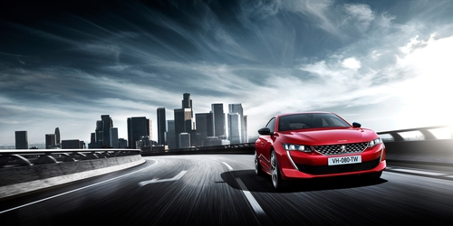Peugeot's new 508 is one of the main new launches at this week's Geneva Motor Show.