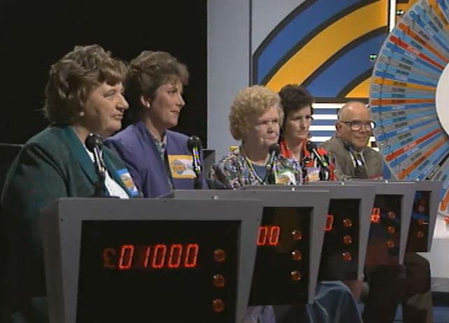 Winning Streak Contestants (1990)