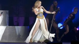 Kylie Minogue taking Golden tour to Ireland