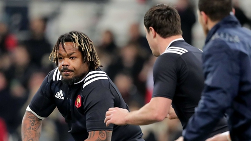 Mathieu Bastareaud left out as France named World Cup squad for Japan
