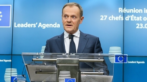 Donald Tusk said friction is an inevitable side effect of Brexit
