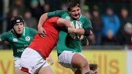 U20's Six Nations: Ireland v Wales