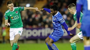 Gearoid Morrissey and Garry Buckley were both on target for City.