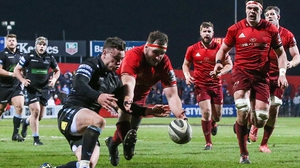 Munster closed the gap on conference leaders Glasgow