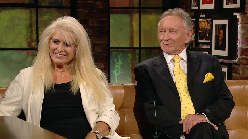 Phil Coulter and Geraldine Branagan