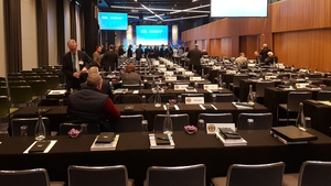 Congress is taking place at Croke Park