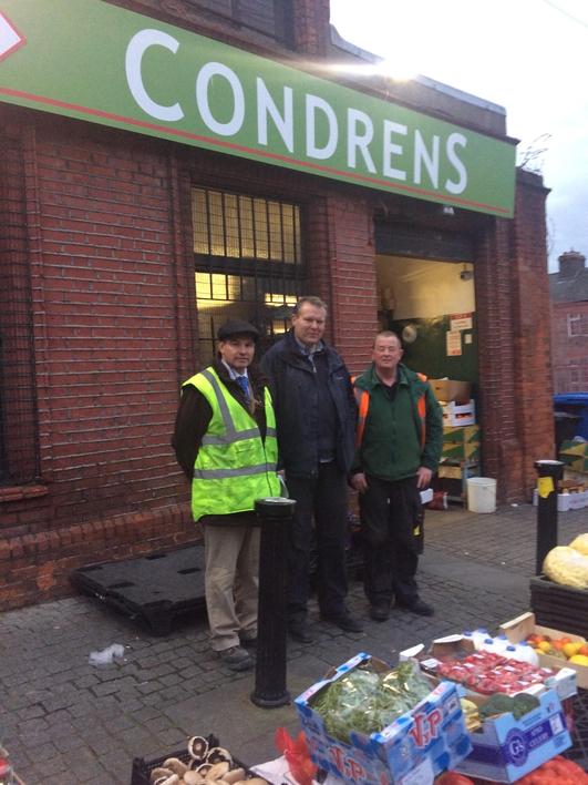 Dublin Fruit & Veg Market