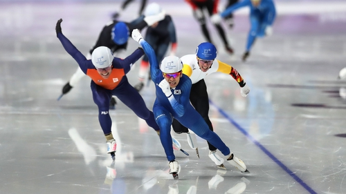 Short track: South Korea wins 3000 meters relay gold