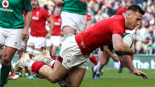 Wales late brace not enough to beat Ireland