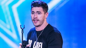 Galway rapper Aaron J stole the show with his original song 'Show Pain'