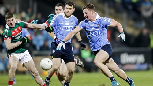 Dublin have now four from four after a four point win in Castlebar
