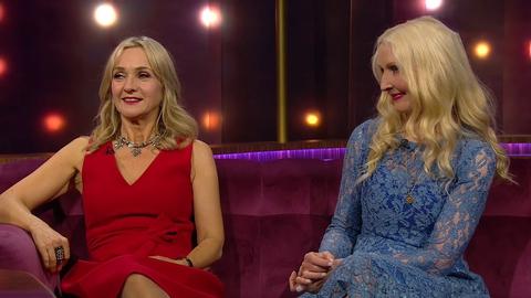 Claudia Carroll and Isobel Mahon | The Ray D'Arcy Show