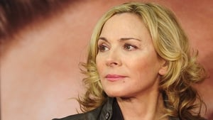 Kim Cattrall lit a candle in memory of her brother while visiting St Cuthbert's Church in Edinburgh