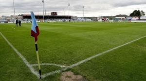 United Park in Drogheda