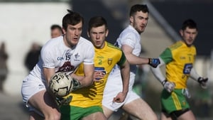 Donegal hung on to claim their first win of the campaign against Kildare