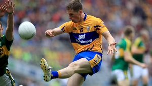 Eoin Cleary kicked seven points for the victors