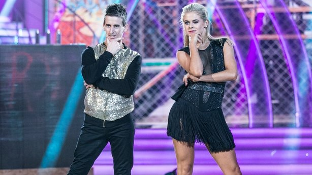 """Rob Heffernan says DWTS has been """"the most positive experience of my life"""""""