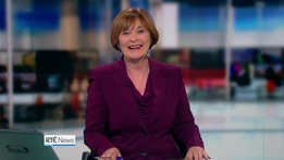 Una O'Hagan's final farewell | RTÉ News