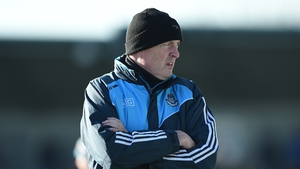 Pat Gilroy says his team now have a foundation on which they can build after Galway loss