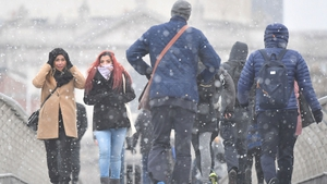 Unusually cold and snowy weather caused UK retail sales volumes to drop by 1.2% in March