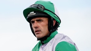 Ruby Walsh partnered Relegate to victory