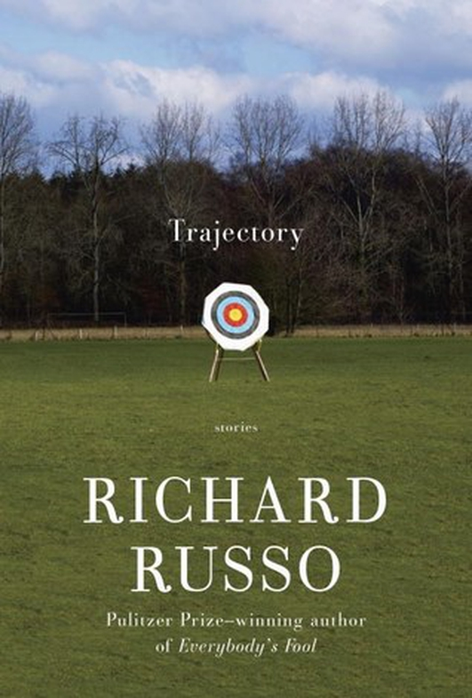 """Trajectory"" by Richard Russo"
