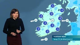 Warning of 'exceptional cold weather event' | Weather Special