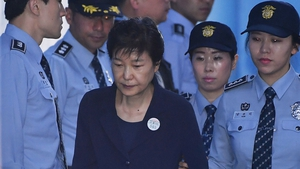 Park Geun-hye was dismissed in March last year after being impeached