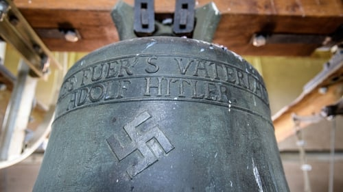 A memorial pointing to the bell's history is to be posted at the heritage-listed church