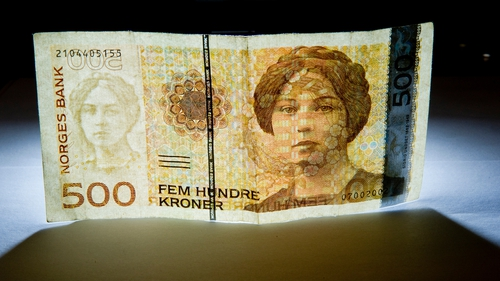 Norway's central bank has today cut its key interestrate to 1% from 1.5%