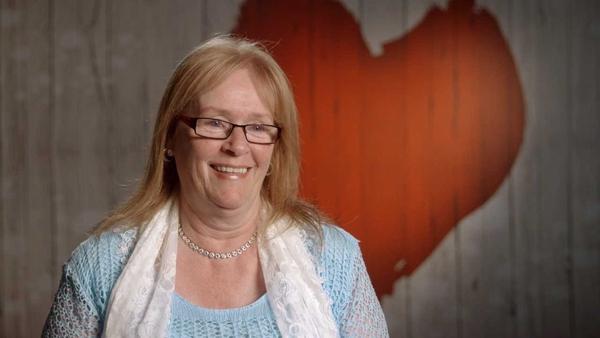 Dublin woman Angie on First Dates Ireland