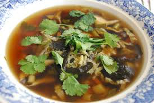 Nevens Recipes - Two soups.