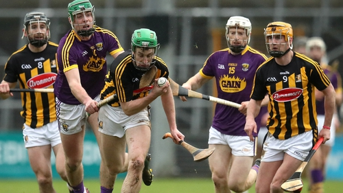 Kilkenny v Wexford is one of the games down for decision in Division 1A of the hurling