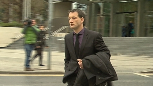 John Tighe has pleaded not guilty to murdering his son Joshua in 2013