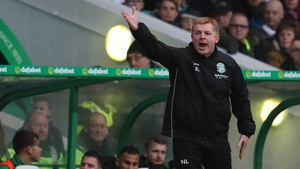 Neil Lennon has left Hibernian