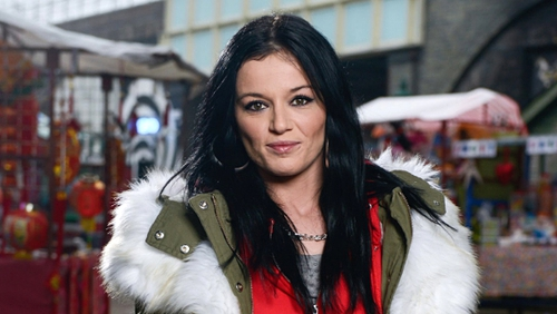 """Katie Jarvis - """"I've always loved the Slater family so being the newest member, I couldn't have asked for anything more"""""""