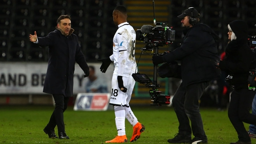 Carlos Carvalhal made a positive start with Swansea but it ended in relegation