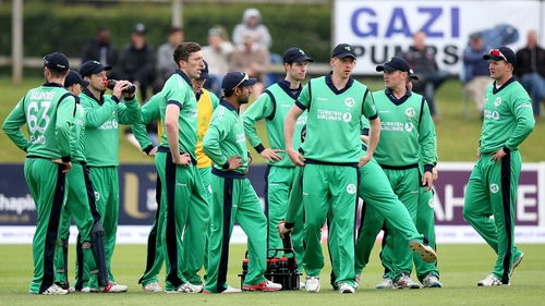 The Irish cricket team are set to have a new home