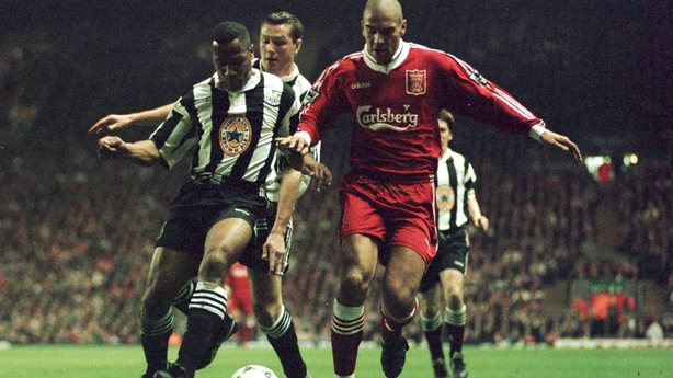Paul Ince states his prediction for Liverpool FC v Newcastle
