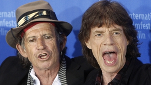 Keith Richards apologises to Mick Jagger