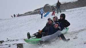 Making the most of the slopes in Tramore, Waterford - By Tina Schley
