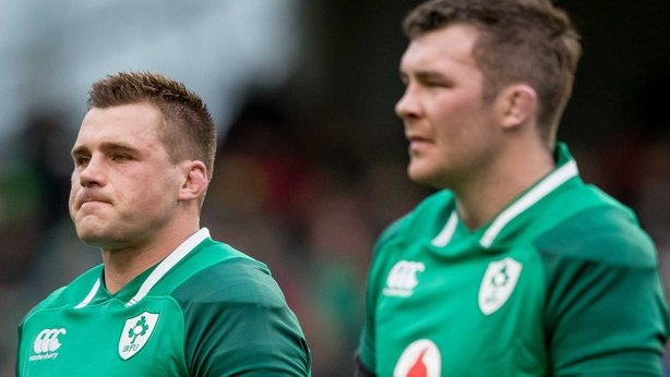 Ireland v New Zealand, November Tests