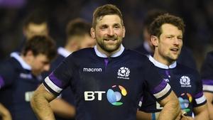 John Barclay will join Edinburgh in the summer