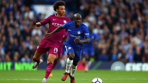 French international N'Golo Kante is a star with Chelsea
