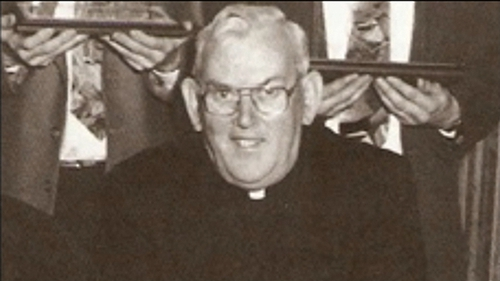 Malachy Finegan served as President of St Colman's College in Newry