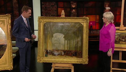 Dr. Niamh O'Sullivan and Famine Art | The Late Late Show